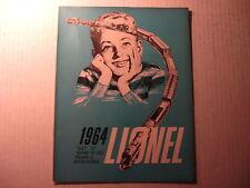 Lionel 1964 catalog