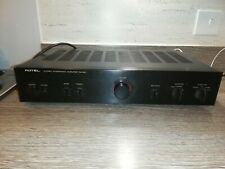 Rotel RA-921 Stereo Integrated Amplifier. Phono, CD, Tuner, Aux inputs.