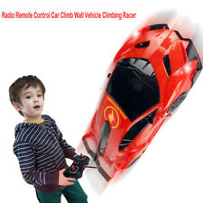 Wireless Remote Control Climbing Car Dual Mode Wall 360° Rotating Stunt Vehicle
