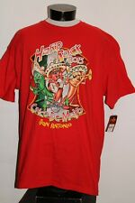 Neuf Nwt Hard Rock Cafe Hommes XL San Antonio T Shirt