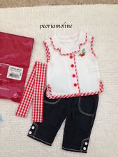 Brand New Authentic American Girl MARYELLEN Cherry Play Outfit