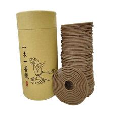 Natural Sándalo Incienso Fragancias Para El Hogar Espiral Bobinas de aire refrescante