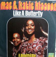 """7"""" 1975 SOUL MINT- MAC & KATIE KISSOON Like A Butterfly"""
