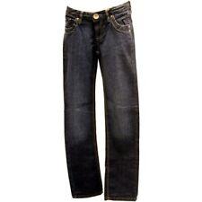 Ladies Fenchurch Casana Light Wash Wide Leg Denim Jeans B44