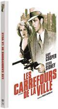 LES CARREFOURS DE LA VILLE COMBO  BLU RAY ET DVD NEUF SOUS CELLOPHANE