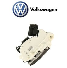 VW GTI Golf Jetta Front Driver Left Door Lock Actuator Motor Genuine 5K1837015E