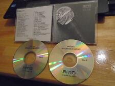 RARE PROMO BMG Chrysalis publishing 2x CD Damon Albarn BEBE REXHA Ray Lamontagne