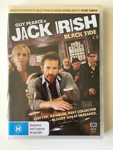 Jack Irish Black Tide DVD brand new & sealed PAL Region 4 M FREE POSTAGE