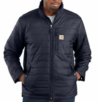 Carhartt 102208 I26- Men's Medium Gilliam Jacket Blue