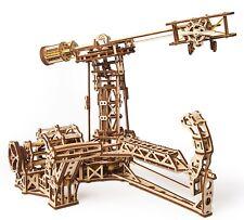 UGears Aviator - Wooden Mechanical Model - 726 Pieces