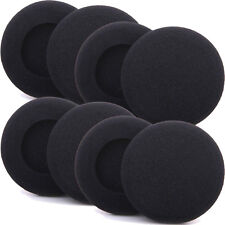 8 x 60mm HeadPhone Headset Ear Foam Pad Cover Cushion