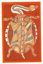 Klappkarte Aboriginal Art: Ngalmangeyi (Schildkröte)