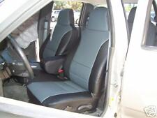 CHEVY S10 PICK UP 1999-2004 IGGEE S.LEATHER CUSTOM SEAT COVER 13COLORS AVAILABLE