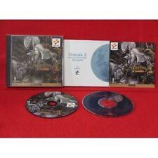USED PS1 Akumajo Dracula X: Gekka no Yasoukyoku Japan Import