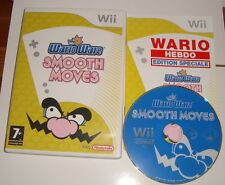 JEU NINTENDO WII WARIOWARE SMOOTH MOVES COMPLET