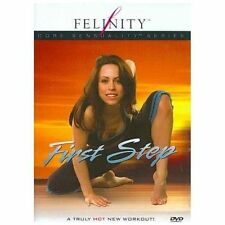 Felinity: First Step (DVD) SHIPS NEXT DAY Core Sensuality Series Hot New Workout