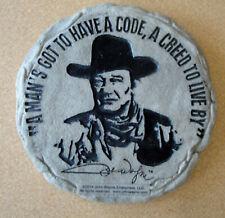John Wayne Stepping Stone or Wall Plaque