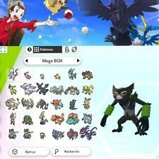 Pokemon Legendaire En Vente Ebay