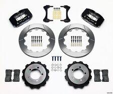 "Mitsubishi Evolution,EVO Wilwood Dynapro Radial Rear Brake Kit - 13"" Rotors~"