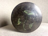 Rare Beautiful Chinese Antique Lacquer Betel Box for South East Asia 18th/19th C