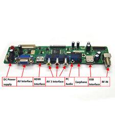 V59 (TSUMV59XU-Z1) LCD Controller Driver Board TV HDMI VGA AV NTSC System
