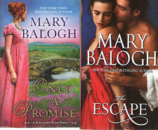 Complete Set Series - Lot of 7 Survivors Club books by Mary Balogh (Historical)