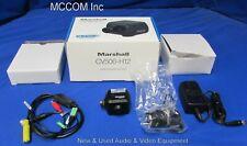 Marshall CV506-H12 HDMI Miniature High-Speed Camera w/ lens
