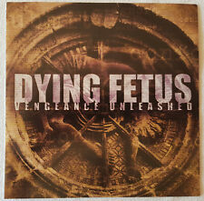 "Dying Fetus / Deepred - Vengeance Unleashed / The Beating Goes On - 7"" - 2002"