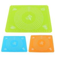 Thickness Silicone Heat-resisting Oven Pastry Cake Cookie Kitchen Baking Mat