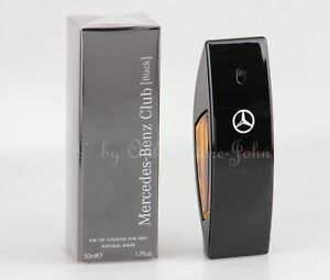 Mercedes-Benz - Club Black - 50ml EDT Eau De Toilette