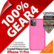 "Gear4 Crystal Palace D3O Impact Protection Case for Apple iPhone 11 Pro (5.8"")"