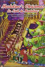 Madeline's Christmas DVD Movie / New Fast Ship! (VG-CJ26479 / VG-192)