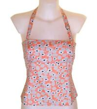 New Women's French Connection Strappy Crop Top RRP£35 Camisole Vest Tank