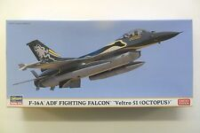 HASEGAWA 1:72 KIT AEREO F-16A ADF FIGHTING FALCON VELTRO 51 OCTOPUS  ART 01997