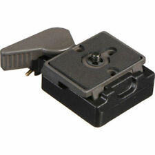 Manfrotto 323 RC2 Connect Adapter with Plate Replaces #3299