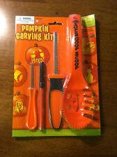 Pumpkin carving kit halloween holiday jack o lantern trick or treat costume
