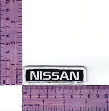 Nissan Racing Heat Sealed Embroidered Cloth Patch..Badge