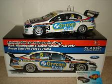 1:18 Classic Ford FPR FG Falcon #5 Winterbottom / Richards 2012 Bathurst Retro