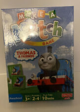 Thomas & Friends Make A Match Game Ages 3+ Fisher~Price NEW & Sealed (US-E)