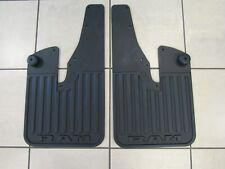 RAM 2500 3500 Heavy Duty Front Splash Guards w/Fender Flares NEW OEM MOPAR