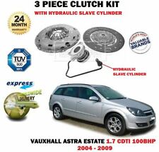 pour Opel Astra 1.7 CDTI 100 BHP 2004- > KIT EMBRAYAGE 3 pièces + CYLINDRE