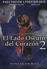 El Lado Oscuro del Corazón 2 (DVD, 2004, Brand New, Espanol w/ English Subtitle)