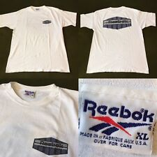 Vintage 90's Reebok T-Shirt Men's XL Made in the USA Athletic Single Stitch Tee
