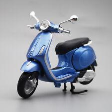 Maisto 1:18 Scale Scooter Vespa Primavera 150 Bike Model Diecast Motorcycle Toys