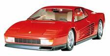 Tamiya 1/24 Ferrari Testarossa Plastic Model Kit NEW from Japan