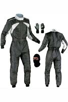 Go Kart Race Suit  with free balaclava and gloves