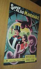 SUPER ALBO MANDRAKE THE MAGICIEN # 50- 15 SETTEMBRE 1963-EDIZIONE SPADA