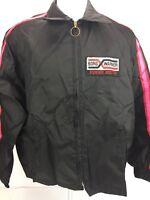 Vintage Jacket BORG WARNER Power Brute racing Nascar Mechanic Gift
