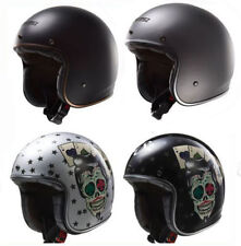 Open Face Graphic LS2 Brand Motorcycle Helmets