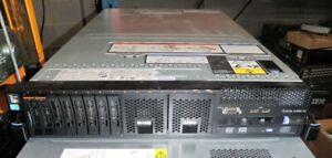 LOT of 10-IBM System x3690 X5 Server-2x Ten Core Xeon E7-2870 2.4GHz-256GB-128SS